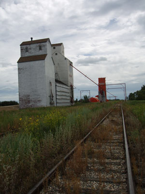 Sentinals of the Prairies - Grain Elevators