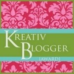 Kreativ Blogger Award - Luxegen Genealogy