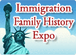 Family History Expo - Immigration