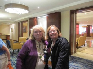 Footnote Maven and Luxegen Joan Miller