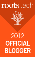 Rootstech 2012 official Blogger