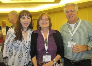 Katharine Borges, Joan Miller, Max Blankfeld FTDNA Conference 2011