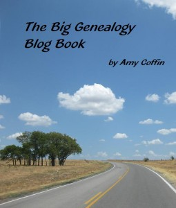 The Big Genealogy Blog Book by Amy Coffin